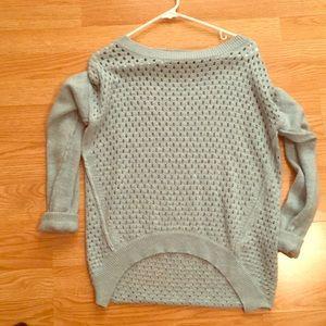2/$15 Baby Blue Sweater